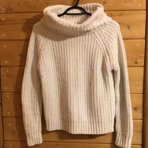 Sweaters - Cowl neck cosy sweater